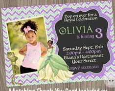 Custom princess and the frog tiana invitations party city the custom princess and the frog tiana invitations party city the princess and the frog pinterest tiana and birthdays filmwisefo