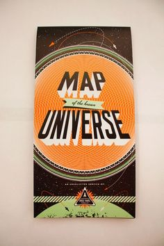 Graphic Design - Graphic Design Ideas  - Spencer Charles: Map of the Known Universe   Graphic Design Ideas :     – Picture :     – Description  Spencer Charles: Map of the Known Universe  -Read More –
