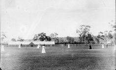 Ladies' cricket match - Glen Innes, NSW, c. 1900   Flickr - Photo Sharing!