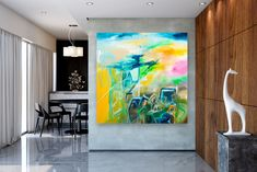 Original Painting on Canvas,Original Abstract Canvas Art,large canvas art,square painting,canvas original,acrylic textured art FY0048 Oversized Canvas Art, Large Canvas Art, Abstract Canvas Art, Abstract Paintings, Oil Canvas, Painting Canvas, Artwork Display, Office Wall Art, Palette