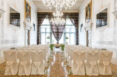 Grand Hotel Dei Dogi, The Dedica Anthology, Autograph Collection Wedding Ceremony Hotel Wedding, Wedding Ceremony, Italian Wedding Venues, Grand Hotel, Table Decorations, Travel Accessories, Beautiful, Collection, Dinner Table Decorations