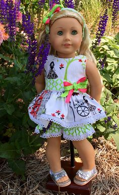 Hey, I found this really awesome Etsy listing at https://www.etsy.com/listing/232955024/free-shipping-american-girl-summer-dress
