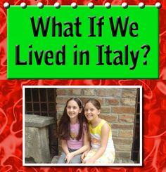 Here is a unit about Italy for elementary students.