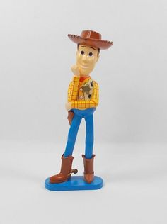 Toy Story - Woody - Toy Figure - Cake Topper - Disney