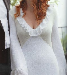 knitting wedding gowns - Google Search