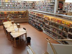 Rovaniemi library