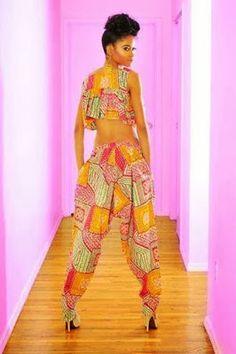 DeZango Fashion Zone: Check Out this Ankara Styles