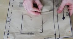 Sewing Tailor Tacks by verysweetlife. Verysweetlife Studios guide to sewing tailor tacks to mark fabric. Its a favorite technique of the studios.
