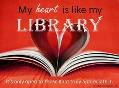 <3 libraries