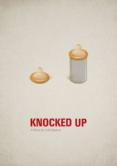 Knocked up poster.