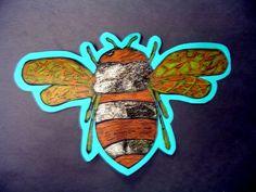 By Sarah, grade 5 (Art Teacher Donna Staten)