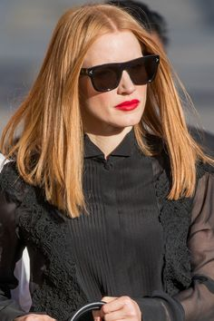 Another dated hair trend gets a modern upgrade. From Harpers Bazaar
