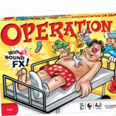1960S Toys And Games | Operation - Games & Puzzles - Toys | Blickenstaffs