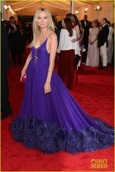 Diane Kruger - Met Ball 2012