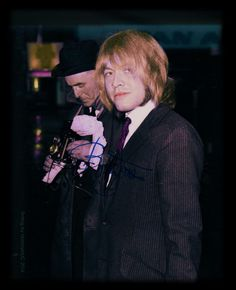 Paparazzi Target - Brian Jones of the Rolling Stones in 1968
