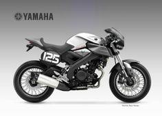 7 Awesome Yamaha Mt 125 Images Yamaha Motorbikes Motorcycles