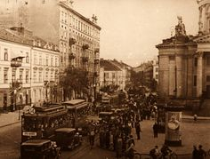 Old Photographs, Warsaw, Mj, Poland, Alphabet, Old Things, Street View, Lost, City