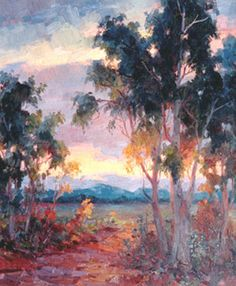 Louise DeMore |  Enchanted Evening 36x30 Oil $5800