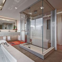Free Standing Shower Design, Pictures, Remodel, Decor and Ideas