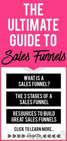This is part 1 of 3 of the Sales Funnels series. What is a Sales Funnel And How Does it Work? The 7 Types Of Online Sales Funnels That Work Really Well In 2019 How to Build an Automated… Sales And Marketing, Business Marketing, Internet Marketing, Online Marketing, Social Media Marketing, Online Business, Business Website, Digital Marketing, Content Marketing