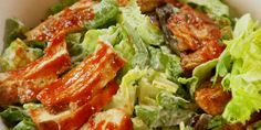 The Pioneer Woman's Buffalo Chicken Salad