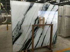 Panda White Marble Slab carlzhang11@outlook.com