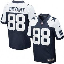 Mens Nike Dallas Cowboys http://#88 Dez Bryant Elite Throwback Jersey$89.99