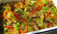 Sichuan Twice-cooked Pork Twice Cooked Pork, No Salt Recipes, Recipe Details, Kung Pao Chicken, Pot Roast, Sausage, Food And Drink, Low Carb, Yummy Food