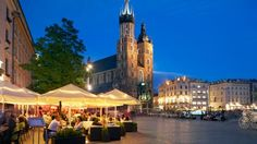 A taste of Krakow Poland - taking dining to another level