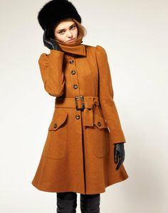 Love the coat AND the color