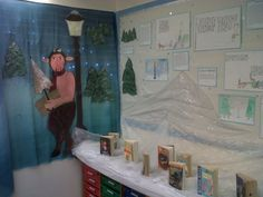 the lion the witch and the wardrobe classroom display - Google Search