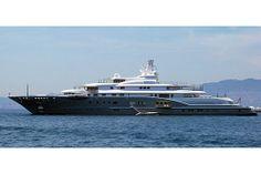 Les yachts des grands patrons  Radiant de Abdullah al Futtaim