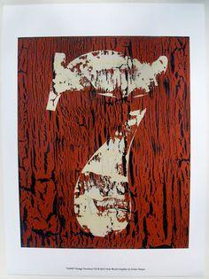 $15.50  Number Seven ART Print Vintage Numbers VII BY Ethan Harper   eBay