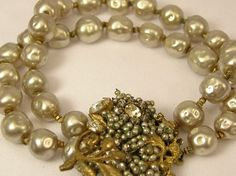 miriam haskell jewelry - Google Search