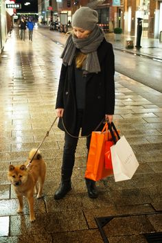 Stefanel, red velvet bag, shopping, shiba inu, hamburg, ootd, outfit, fashion, beauty, stylephilosophie
