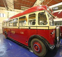 Scottish Vintage Bus Museum 31st August 2008 by HelmsdaleDave, via Flickr