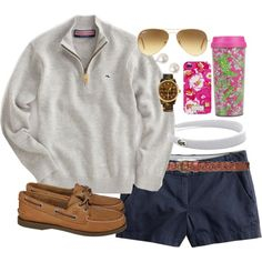 """""""If It Were Just a Little Colder..."""" by classically-preppy on Polyvore"""