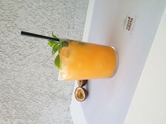 Zombie (White Rum, Dark Rum, Gold Rum, Orgeat Syrup, Passion Fruit Syrup, Pineapple Juice, Orange Juice, Angostura Bitters, Lime Juice)