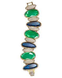 Lauren Ralph Lauren Stone Bracelet