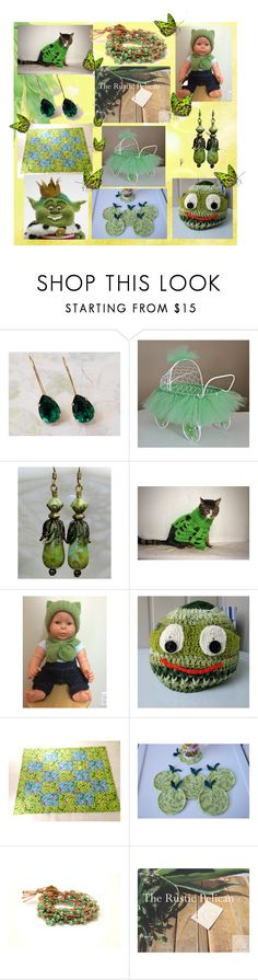 """""""Green, but so different!"""" by lwitsa62 ❤ liked on Polyvore featuring interior, interiors, interior design, home, home decor and interior decorating"""