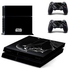 Star Wars Darth Vador PS4 Skin