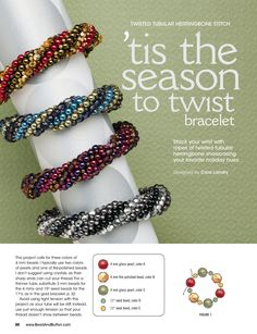 Bead and Button Magazine Dec2015 by BeadworkBrasil