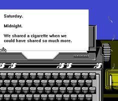8-bit Fiction : Photo