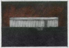 Three Art Museums [Wind], 2006