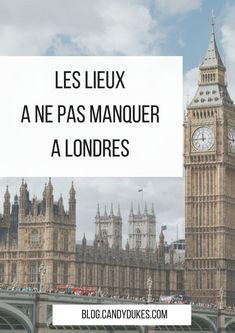 Vous recherchez les meilleurs endroits à visiter à Londres ? N'hésitez pas à checker notre article sur les lieux à ne surtout pas manquer dans la capitale anglaise !
