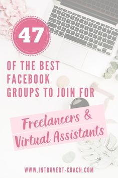 I've rounded up a list of 47 of the best Facebook groups to join for freelancers and virtual assistants. If you are looking to network, connect with businesses and like minded entrepreneurs, and possible find more clients, these are the best groups to do that! Freelancing Tips, Becoming a Virtual Assistant, Get More Clients, VA Tips and Tricks #virtualassistant #VAtips #freelancer #freelancetips #freelancing #makemoremoney #workfromhome #workingfromhome Facebook Marketing, Content Marketing, Social Media Marketing, Mobile Marketing, Marketing Strategies, Marketing Plan, Business Marketing, Internet Marketing, Digital Marketing