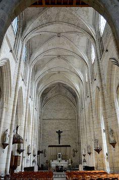 Abbatiale Saint-Pierre .Corbie (Somme) - Picardie