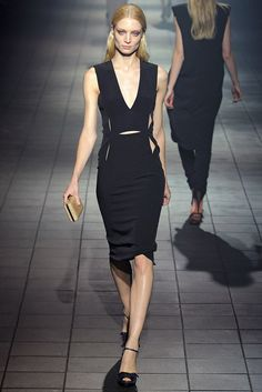Lanvin Spring 2012 Ready-to-Wear Collection Slideshow on Style.com
