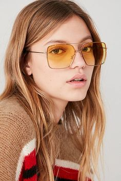 Boogie Down Aviator Sunglasses