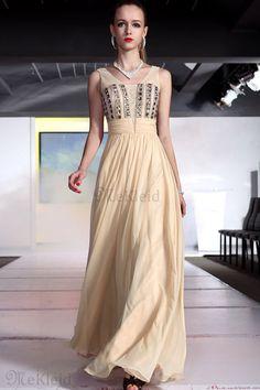 Herz-Ausschnitt Einfach Drapiert Korsett Rücken A Line Abendkleid - Bild 1